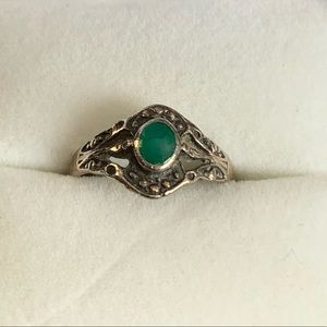 Jewelry - Silver demi ring from Spain